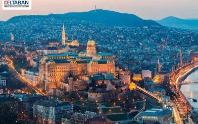 معروف ترین خیابان های بوداپست