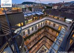 لوکس ترین هتل های بوداپست