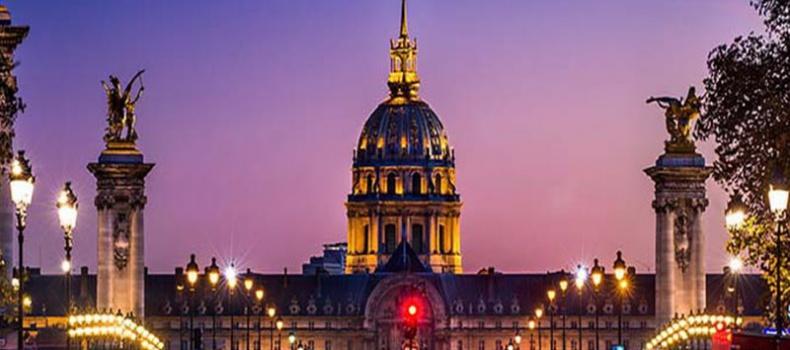 بهترین خیابان های پاریس