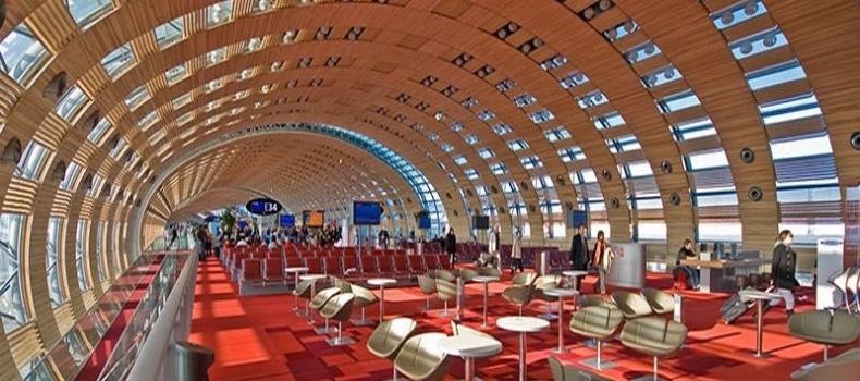 فرودگاه شارل دوگل پاریس به مرکز شهر برویم