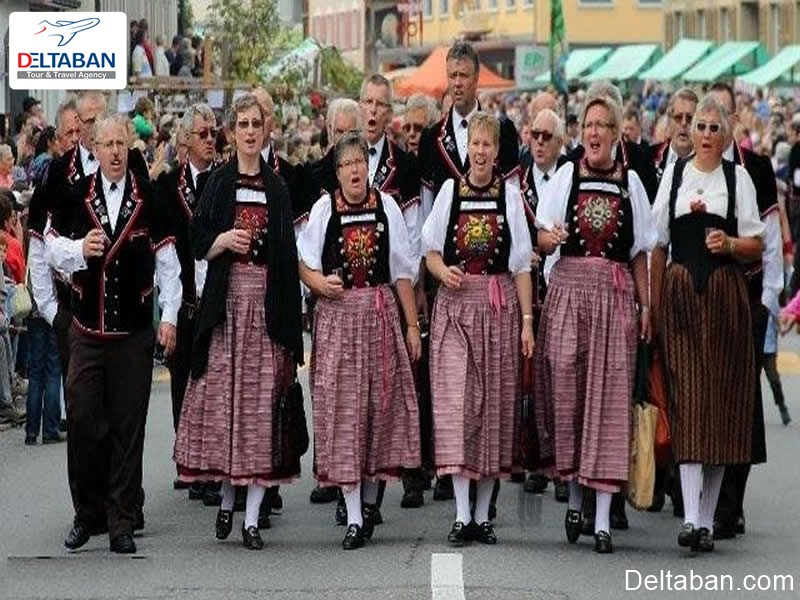 فستیوال های سوئیس