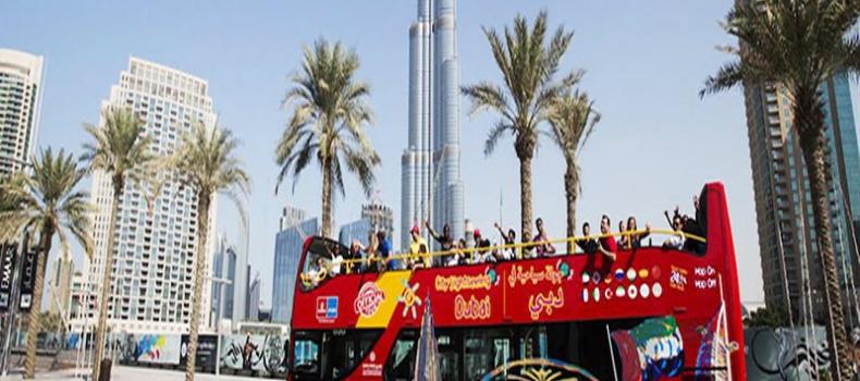 معرفی تور اتوبوسی دبی(اتوبوس شگفت انگیز)