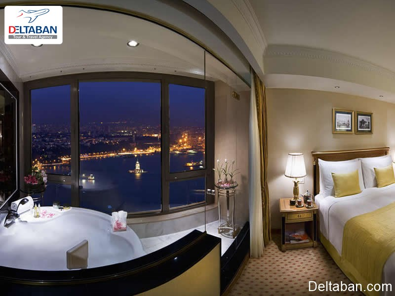 آشنایی با لوکس ترین هتل های استانبول