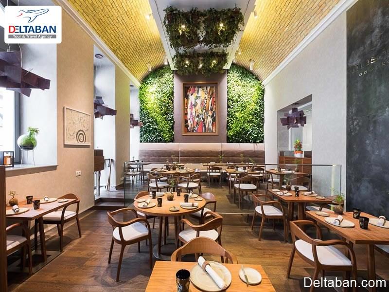 معرفی لوکس ترین رستوران های بوداپست