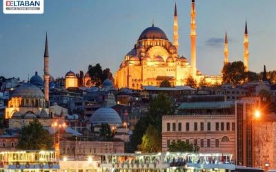 جاذبه های گردشگری در استانبول