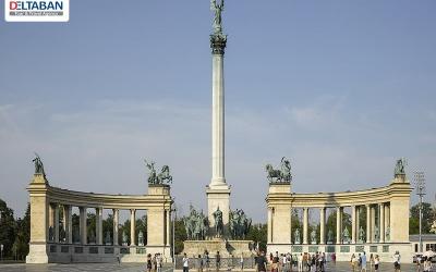 میدان قهرمانان بوداپست