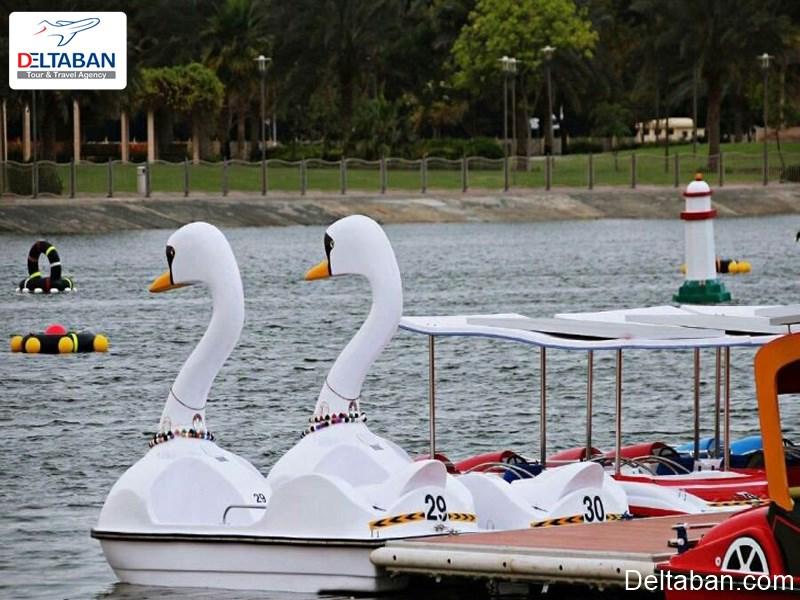 پارک کریک پارک از پارک های موضوعی دبی