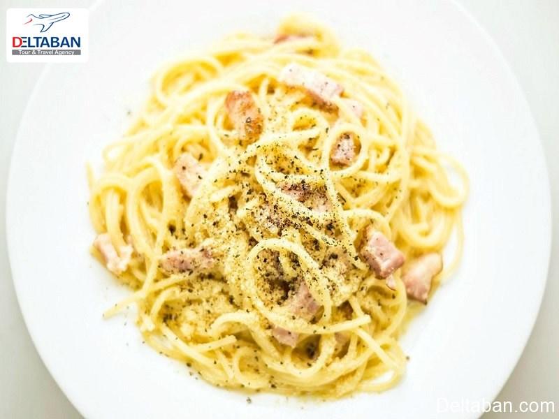 فرهنگ غذایی مردم ایتالیا