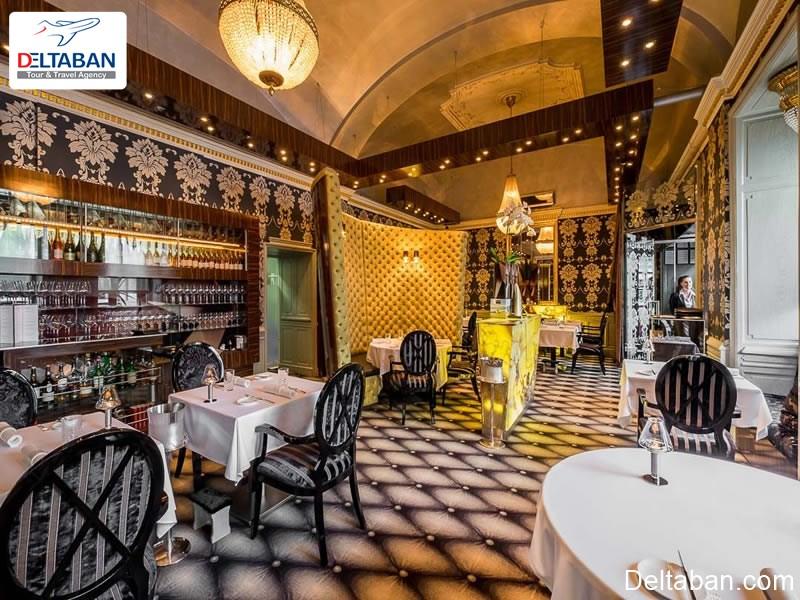 رستوران اونیکس (Onyx) از لوکس ترین رستوران های بوداپست