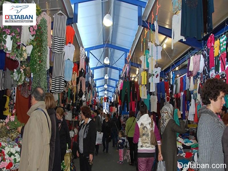 یکشنبه بازارهای استانبول