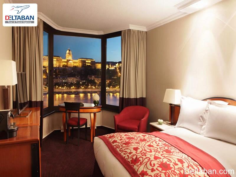 هتل سافیتل بوداپست