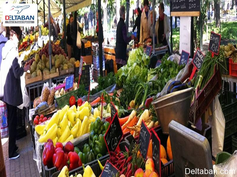 سایر بازارهای محلی بوداپست