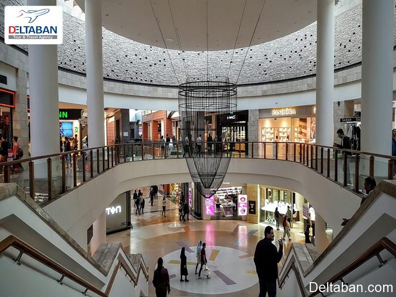 بخش لوازم خانگی و الکترونیکی مرکز خرید فروم استانبول
