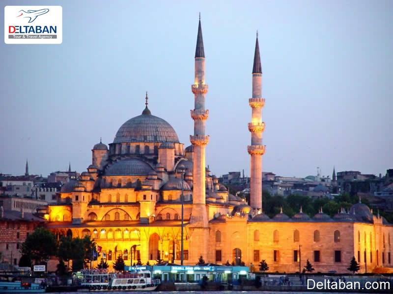 مسجد جامی جدید (Yeni Cami)