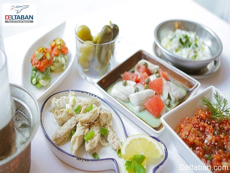 رستوران چانگا