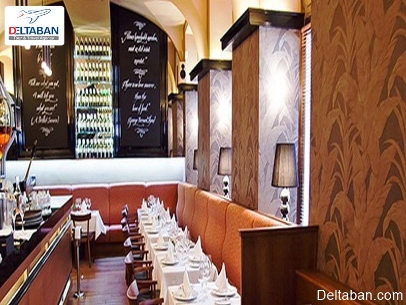 ریزکاکاسبیسترو (Rezkakas bistro) از لوکس ترین رستوران های بوداپست