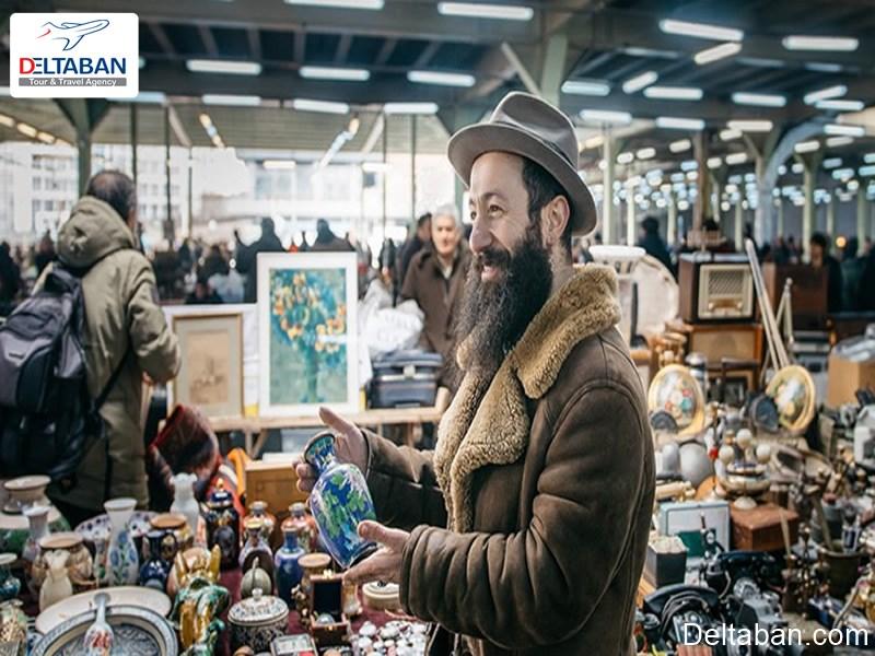 سه شنبه بازارهای استانبول