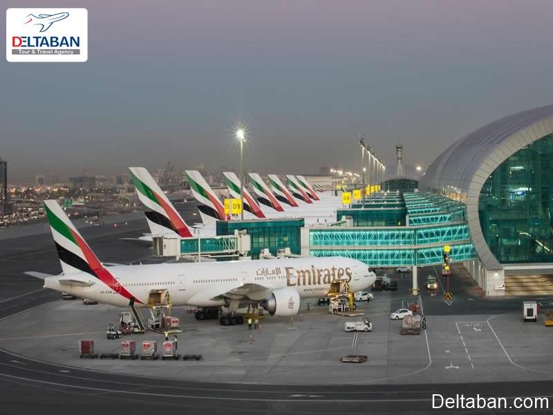 گشت و گذار در دبی
