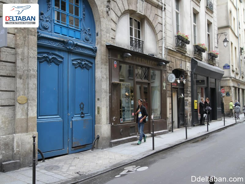 خیابان های معروف پاریس در فرانسه