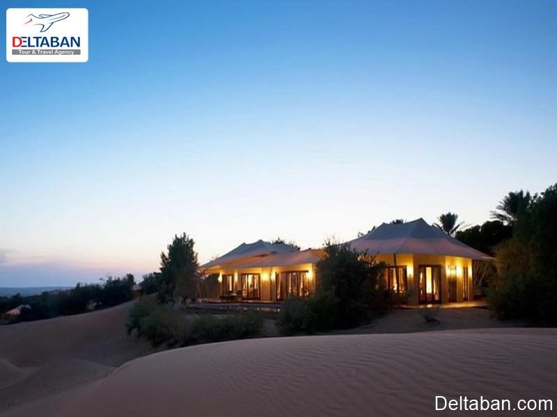 هتل المها دیزرت ریزورت دبی