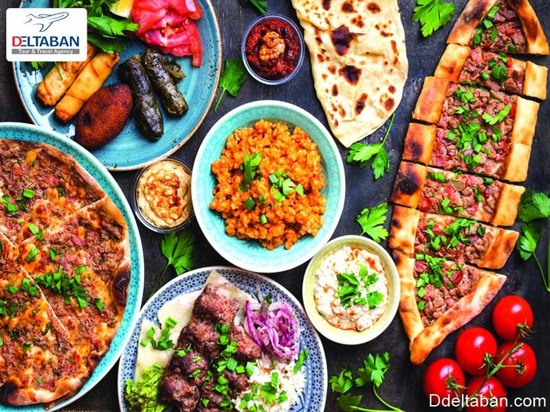 خوردنی ها در سفر به استانبول