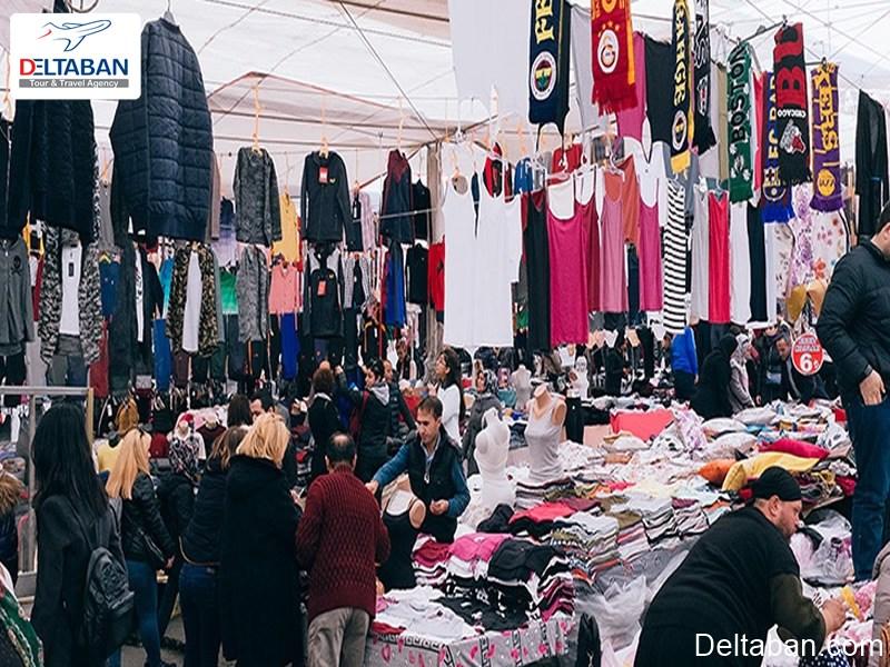 پنجشنبه بازارهای استانبول