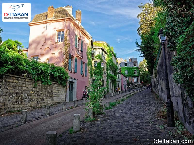 خیابان های معروف و دیدنی پاریس در فرانسه