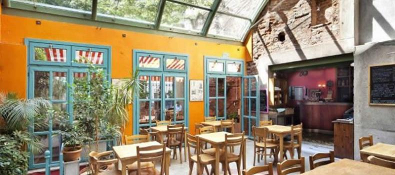 رستوران های معروف محله بی اغلو استانبول