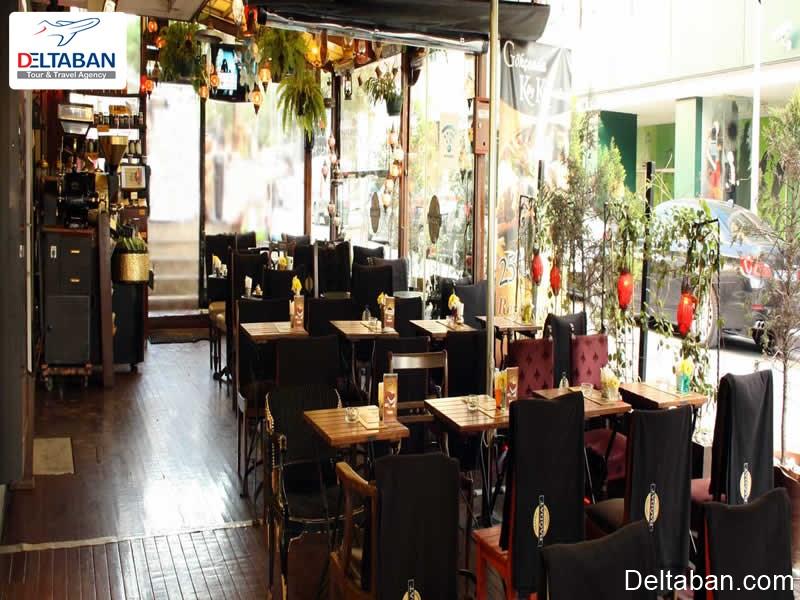 تاریحی از بهترین کافه های استانبول