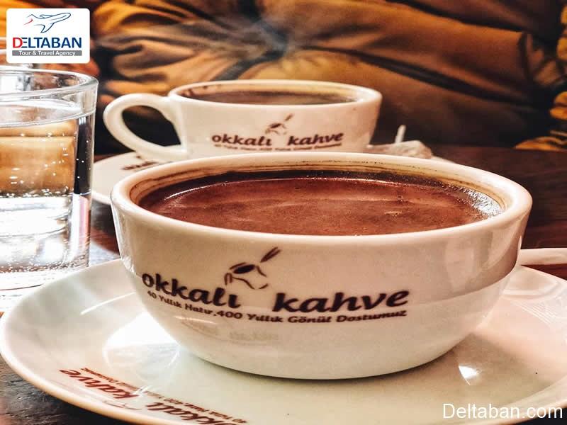 اوکالی از جمله بهترین کافه های استانبول