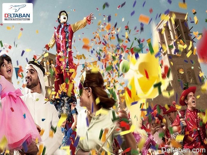 فستیوال های دبی, معرفی فستیوال ها و جشنواره های دبی