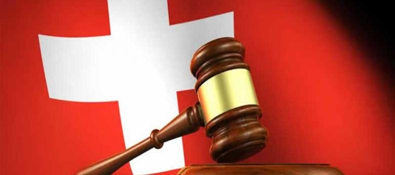 قوانین کشور سوئیس