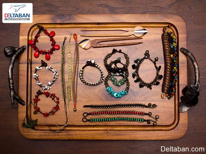 جواهرات از سوغاتی های تایلند