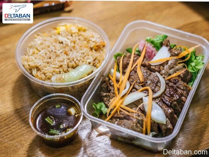 رستوران های حلال پاریس رستورانی با غذاهای آفریقایی