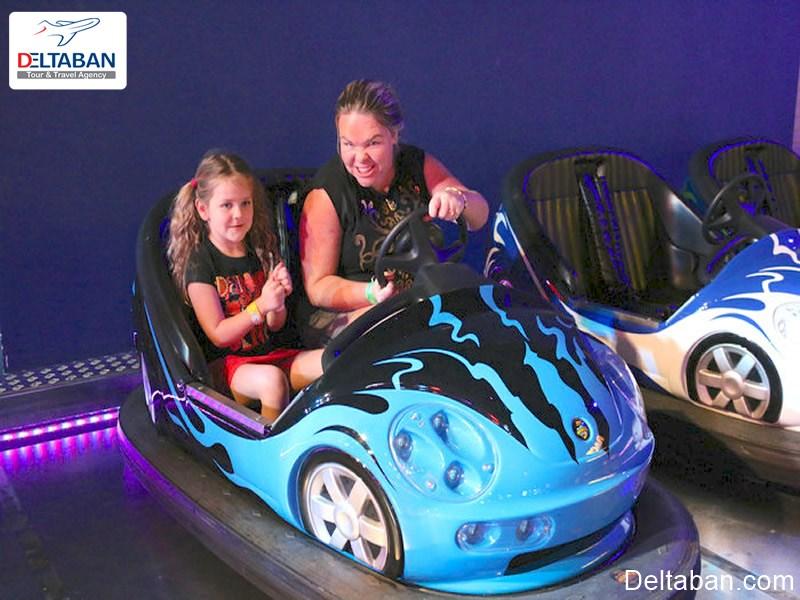 جمهوری سگا مکان تفریحی برای کودکان در دبی