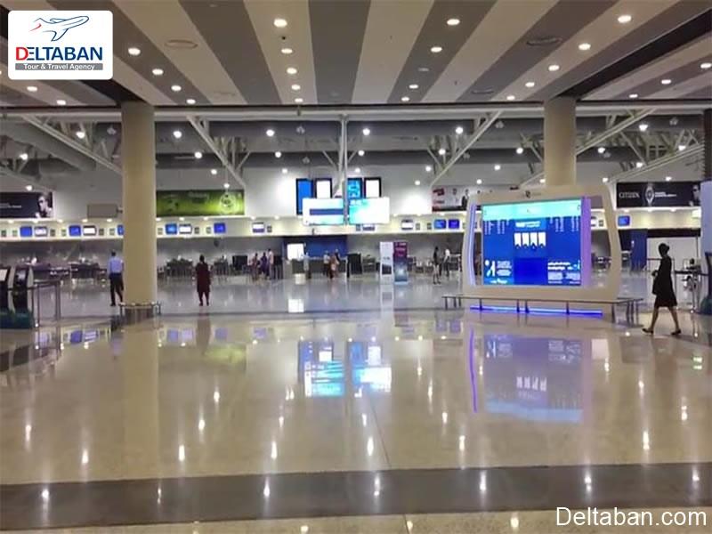 معرفی فرودگاه آل مکتوم دبی و اولین پرواز های انجام شده در آن