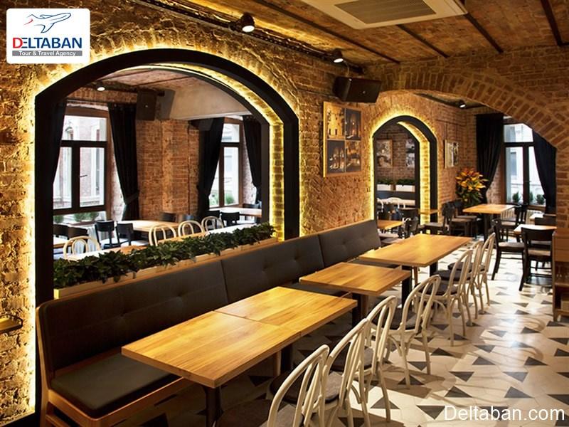 رستوران آنتیوچیا از رستوران های ارزان محله بی اوغلو