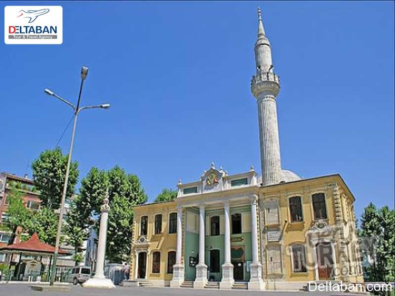 مسجد تشویکیه منطقه شیشلی در استانبول