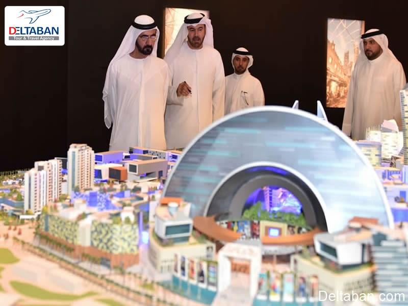 شهر کنترل هوا از شوکه کننده ترین حقایق دبی