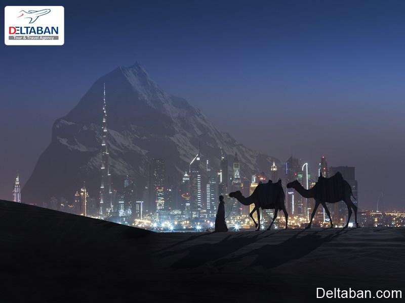 دبی و بحران کم آبی