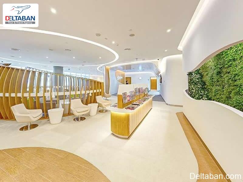 مجهز کردن فرودگاه دبی به یک سینما مجازی