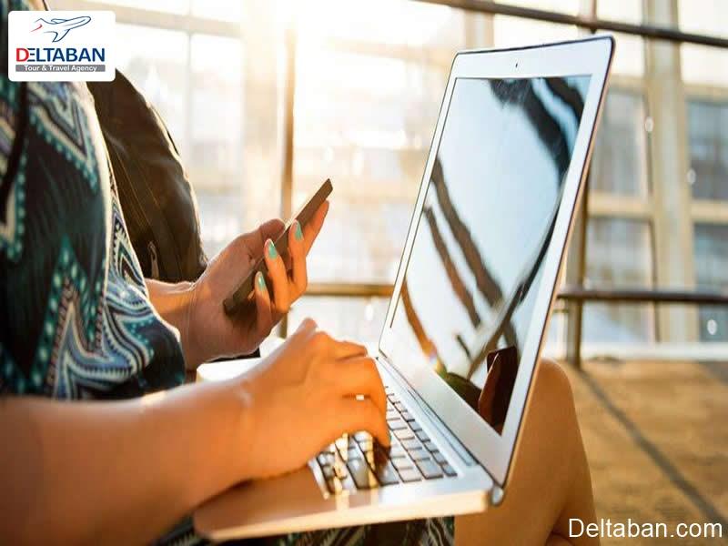 فرودگاه بین المللی دبی اینترنت رایگان ارائه می دهد