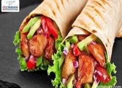 غذاهای خیابانی دبی