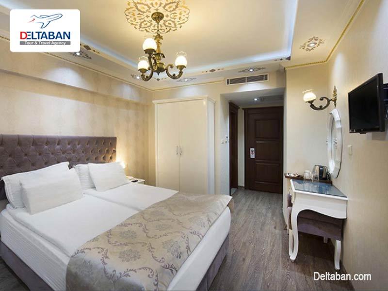 امکانات هتل باسیلوس در استانبول