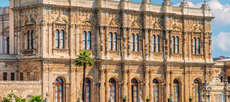 کاخ بیلربیی در استانبول