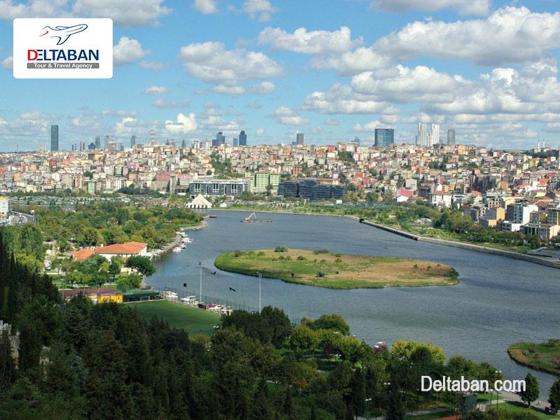 تپه پیر لوتی جاهای دیدنی استانبول