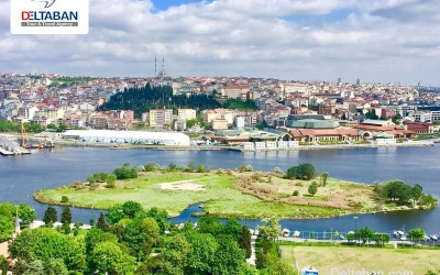 تپه پیر لوتی استانبول جاهای دیدنی ترکیه