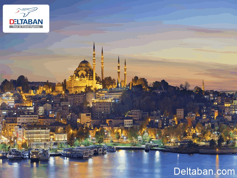 ارزان ترین بلیط ترکیه با توجه به فصل سفر