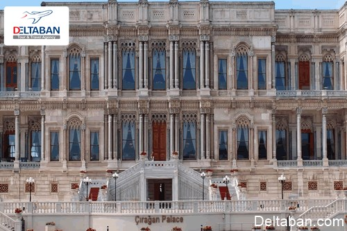 اقامت در کاخ چراغان استانبول