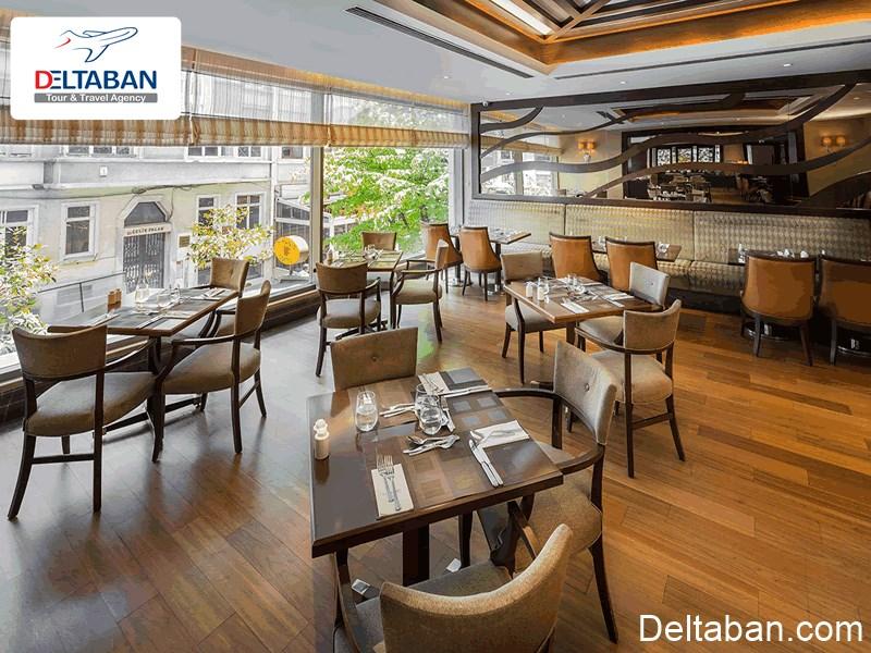 امکانات هتل تایتانیک سیتی